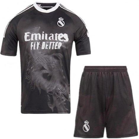 Лимитированная детская форма Реал Мадрид сезон 2020-2021