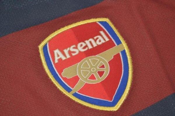 Ретро футболка Арсенал гостевая 2007/08
